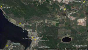 FSJ Accommodation map 2